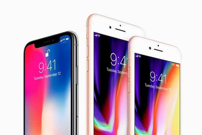 The Latest iPhones: 8 & X, What's the big deal?
