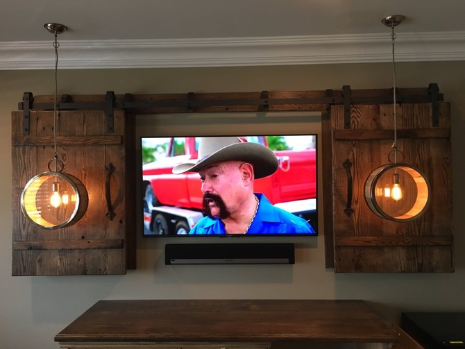 Flat Screen TV Installation – What to Expect from a Professional Installation